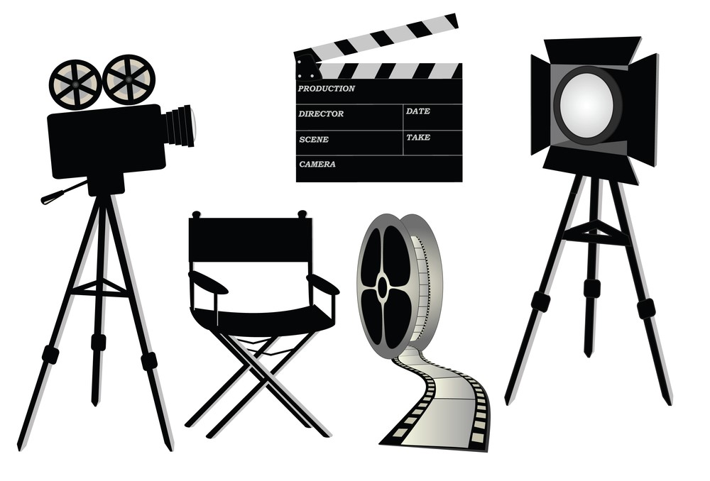 Free Lights Camera Action, Download Free Clip Art, Free Clip.