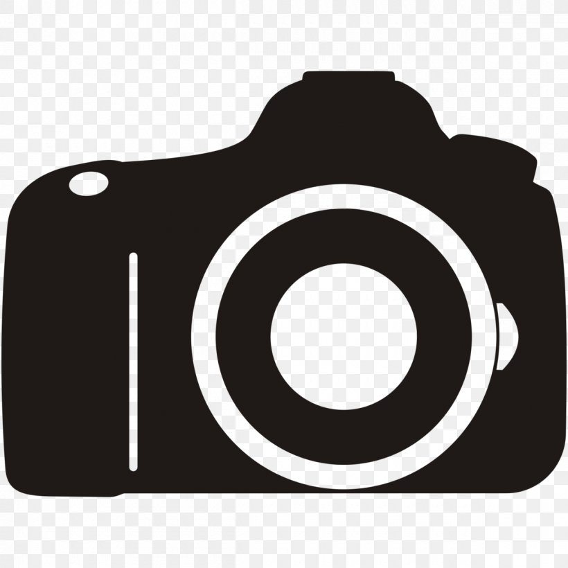 Camera Logo Photography Clip Art, PNG, 1200x1200px, Camera.