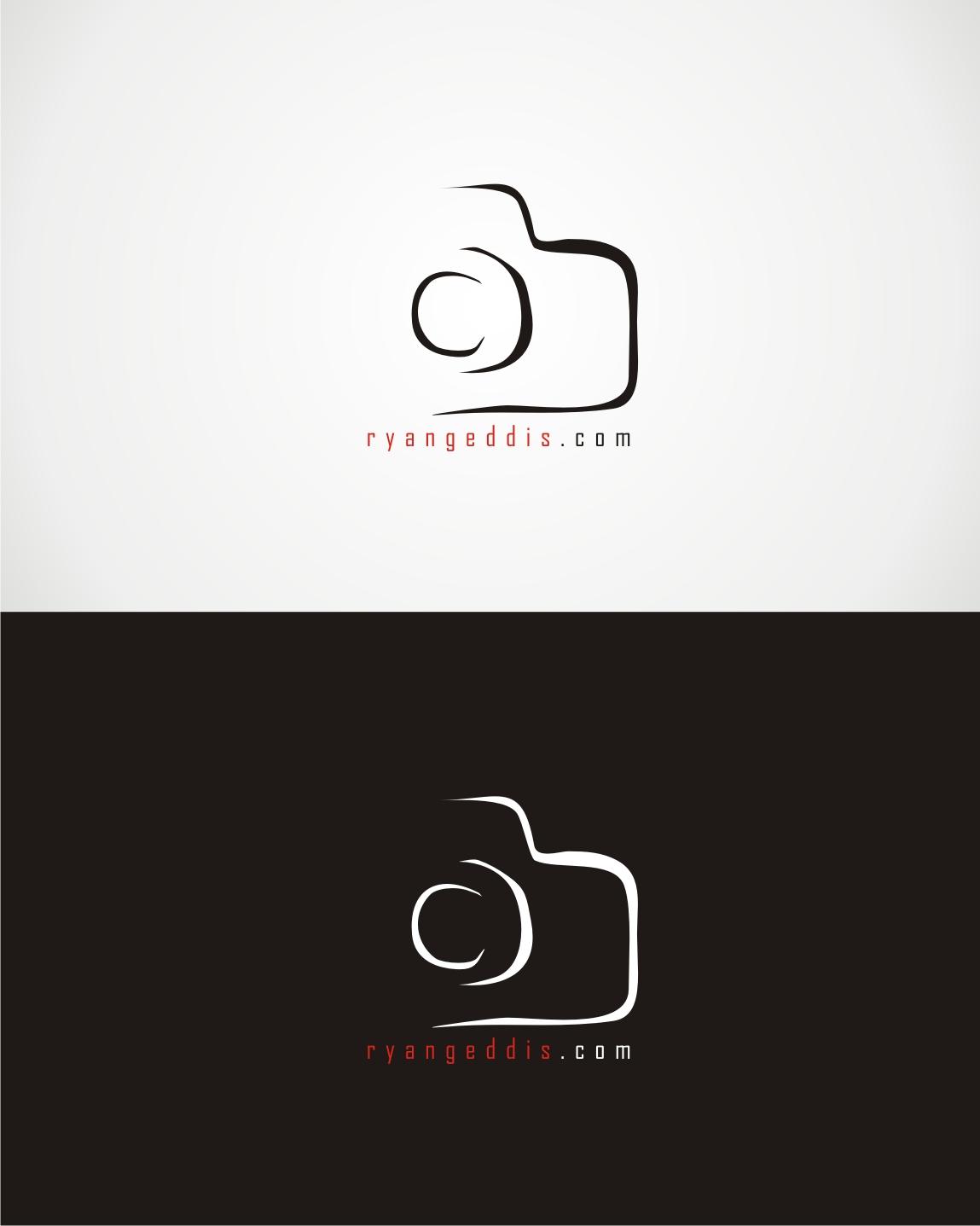 Camera Logo Design for ryangeddis.com by kamiranz.