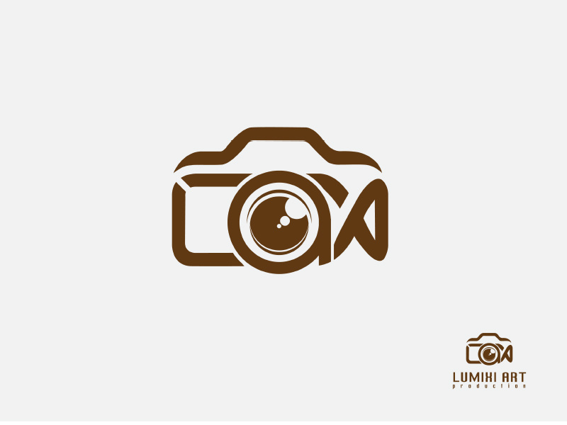 LAP Camera logo redesign by Ahmed Bellal Hossain.