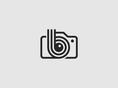 B Camera Logo.