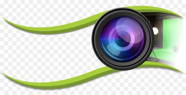 Camera lens Logo Photographic film.