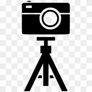 Camera With Flash Transparent Png Image.