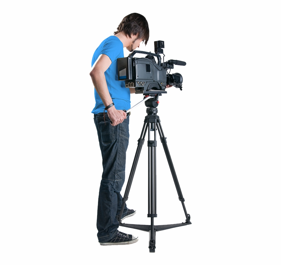 Free Camera Man Png, Download Free Clip Art, Free Clip Art.