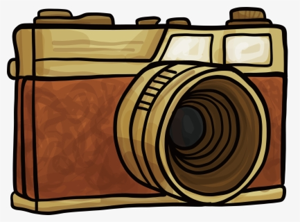 Free Camera Clip Art with No Background.