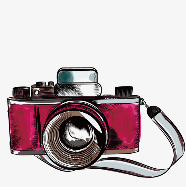 Vintage Camera Png (+).