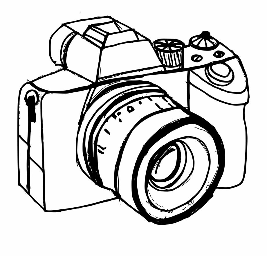 Old Camera Png.