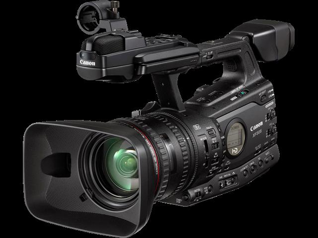 Download Professional Video Camera PNG HD.