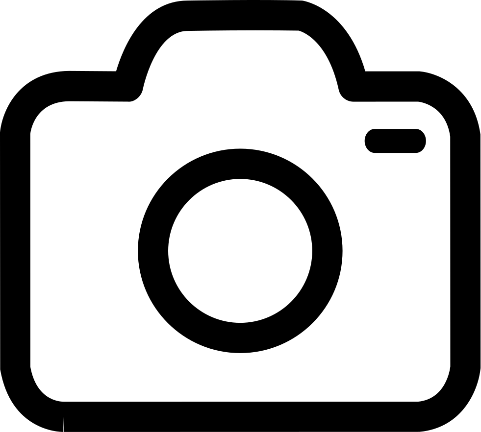 Camera Png Icon #163748.
