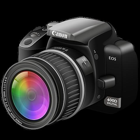 Download Photo Camera PNG Image.