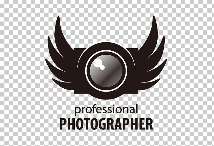 Logo Camera Photographer Photography PNG, Clipart, Black And White.