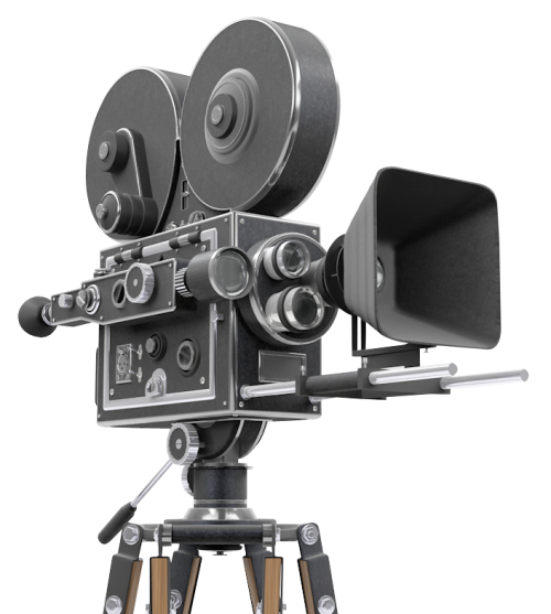 Download Free png Movie Camera Png.