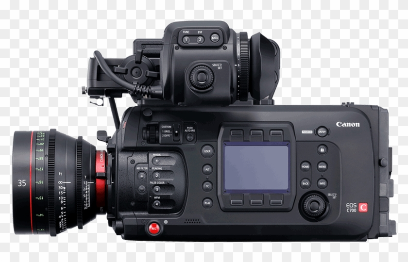 Canon C 700 Camera , Png Download.