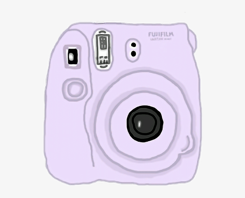 Tumblr Polariod Camera Clipart Polaroid Pictures Png.
