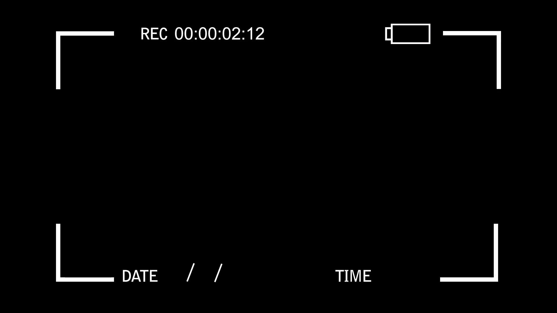 Camera Screen Png (+).