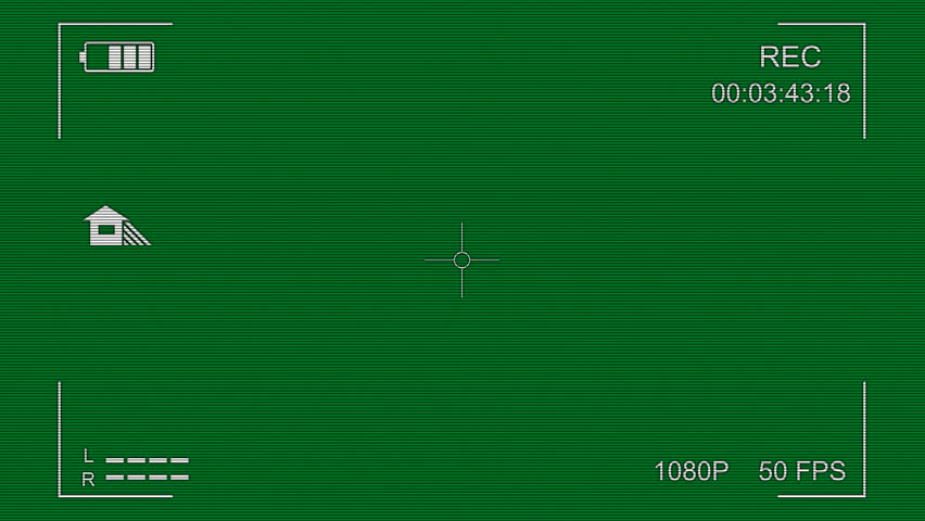 Camera Viewfinder Alpha Chanel Png Stock Footage Video (100% Royalty.