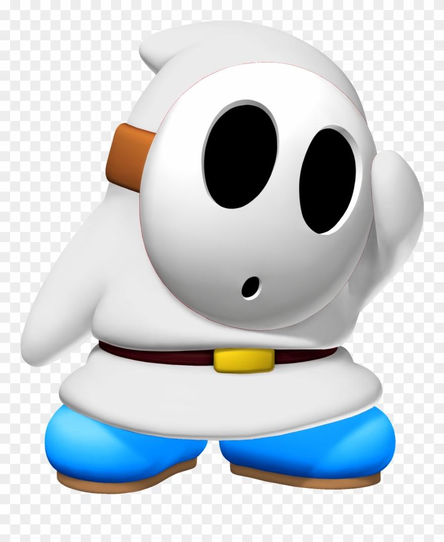 Acl Mk8 White Shy Guy.