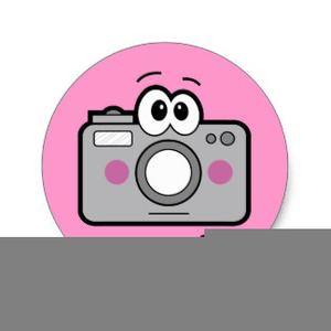 Camera Shy Icon.