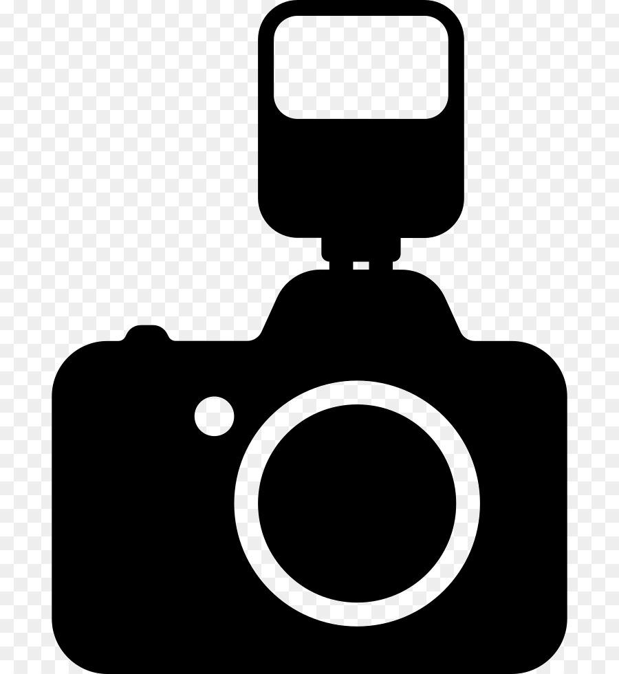 Camera Silhouette clipart.