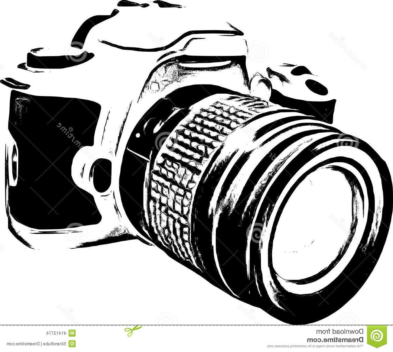 Best Free Camera Silhouette Clip Art Image » Free Vector Art.