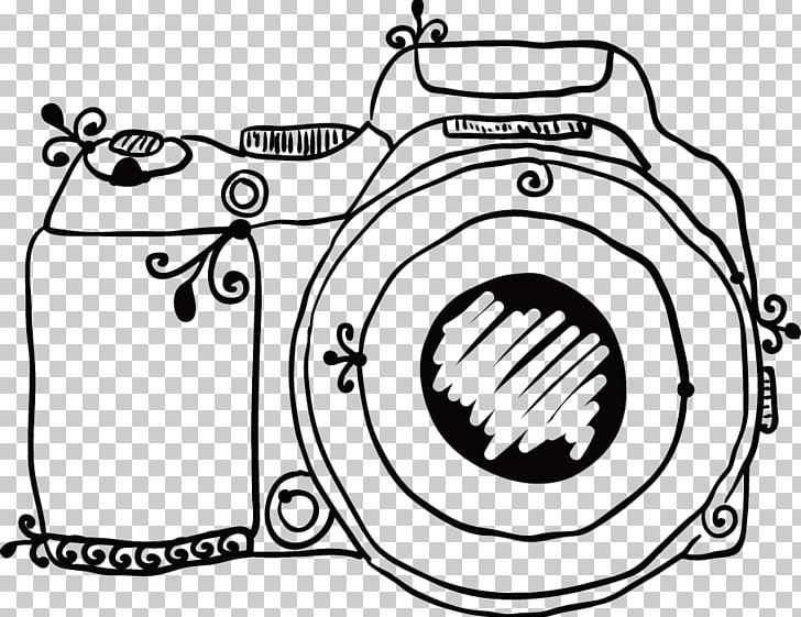 Camera Drawing Sketch PNG, Clipart, Angle, Area, Auto Part, Black.
