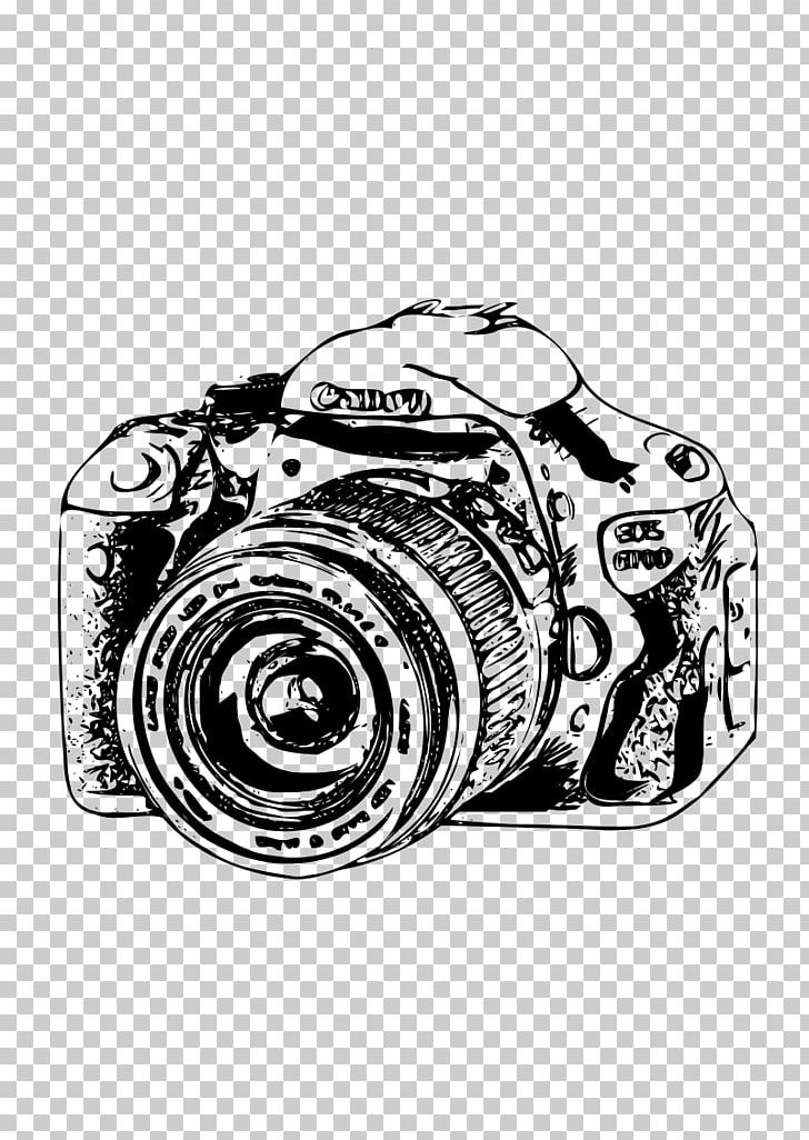 Canon EOS Camera Photography PNG, Clipart, Black And White, Brand.