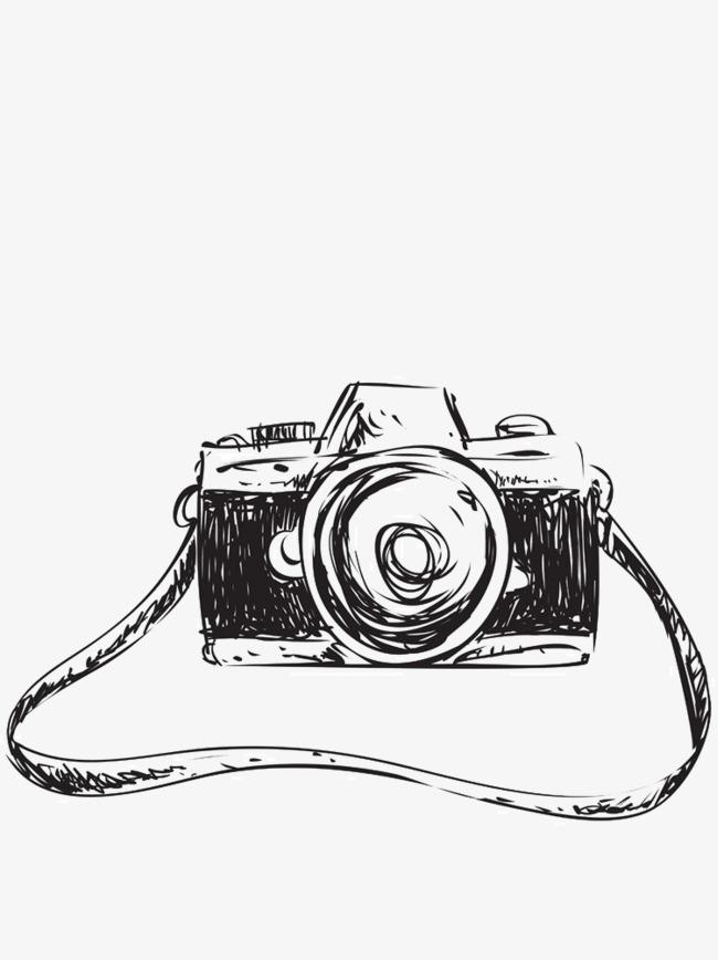 Camera Sketch at PaintingValley.com.