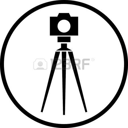 832 Camera Tripod Stand Stock Vector Illustration And Royalty Free.