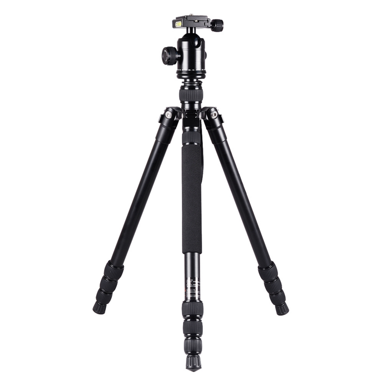 Aluminium Professional Tripod With Monopod and Ballhead For DSLR Camera.