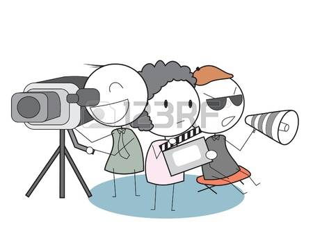 2,565 Video Camera Man Stock Illustrations, Cliparts And Royalty.