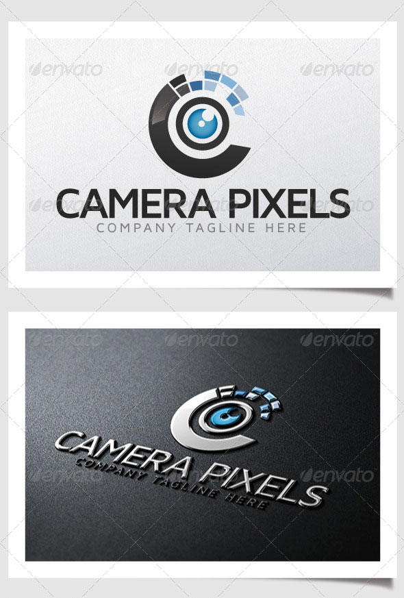 25 High Quality PSD & AI Photography Logo Templates.