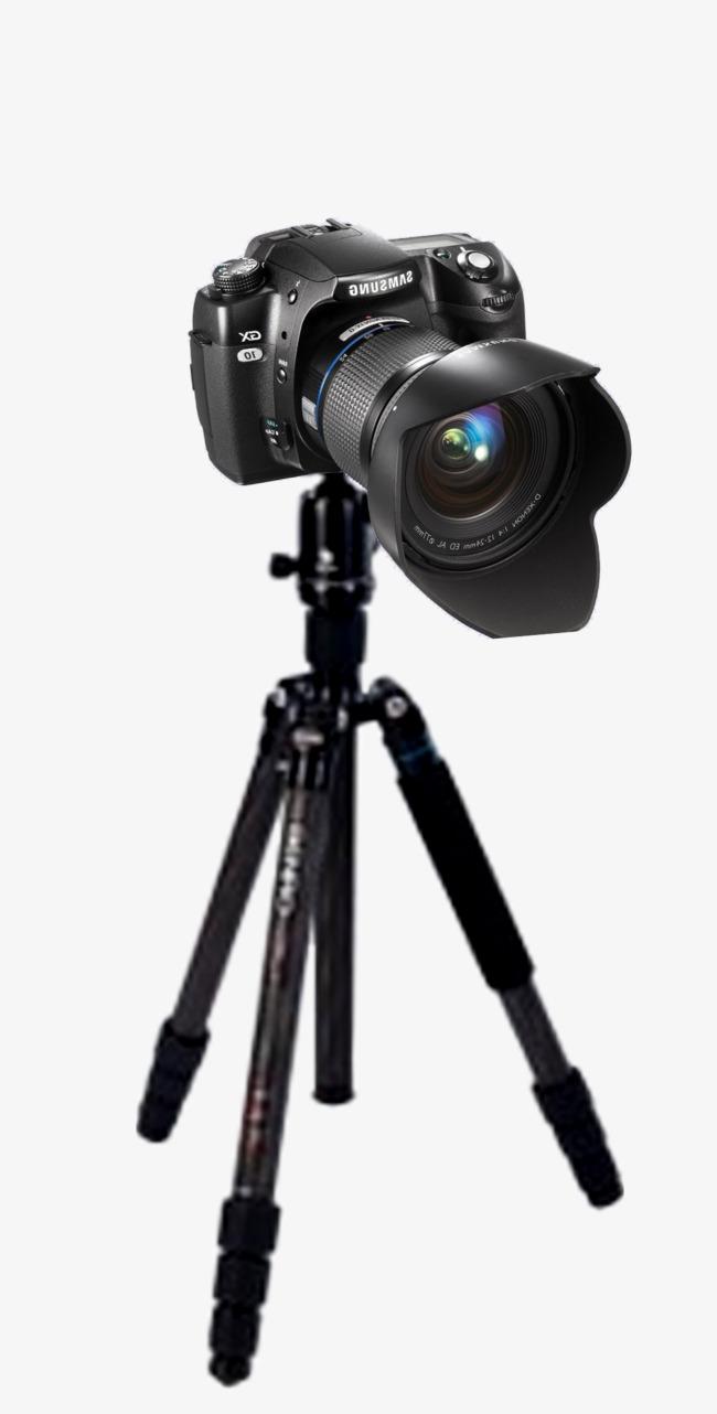 Digital Camera, Camera Clipart, Slr Camera, Tripod PNG Transparent.