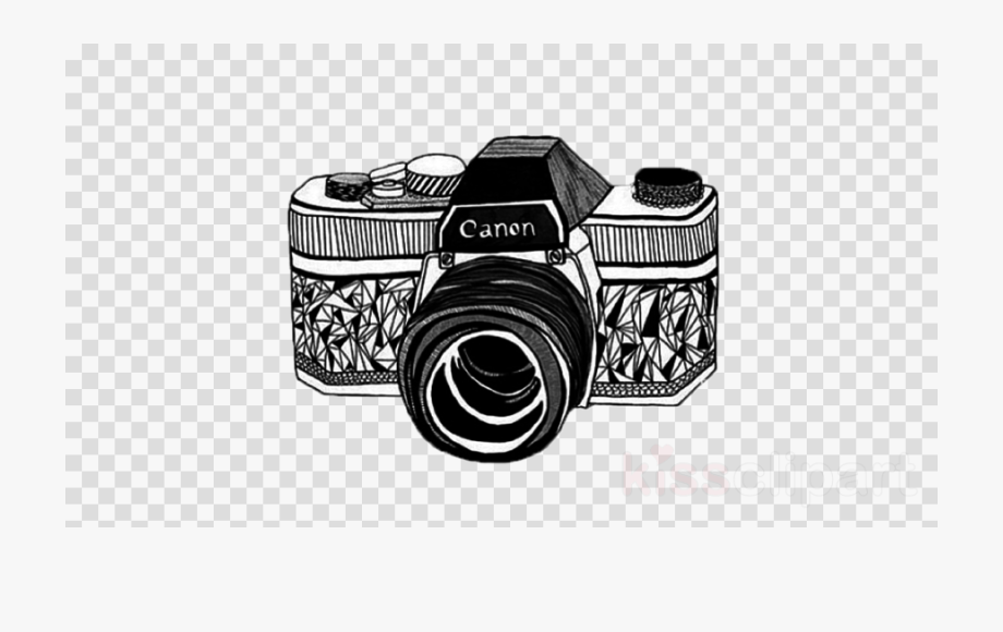 Tumblr Clipart Camera.