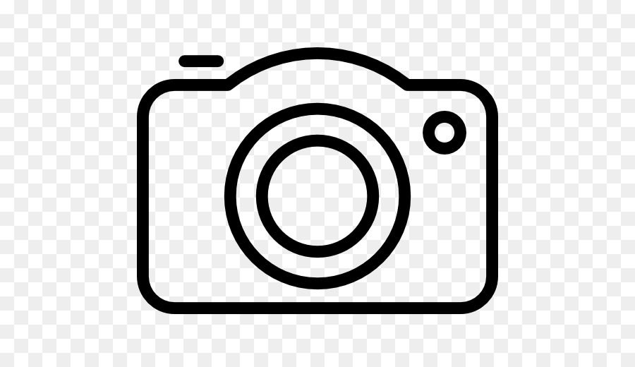 Camera Silhouette png download.