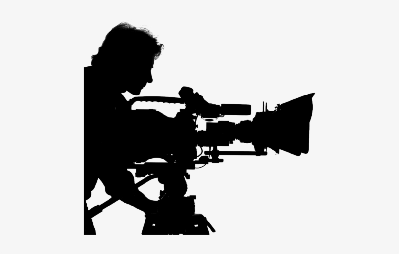 13 Photographer With Camera Silhouette Png Transparent.