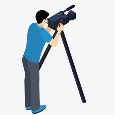 Cameraman PNG.