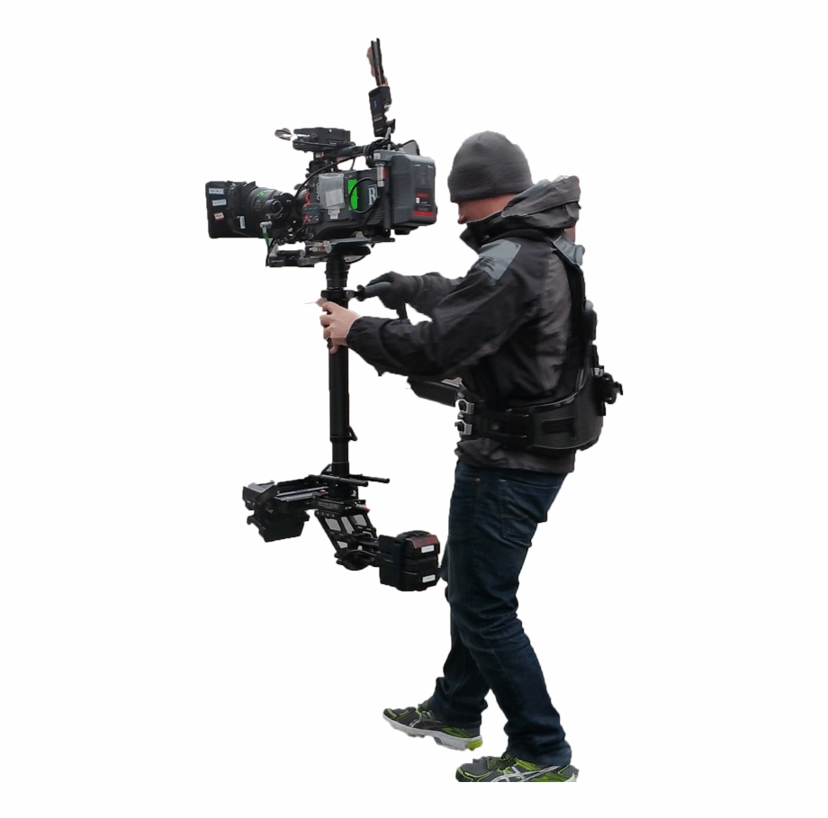 Video Cameraman Png.