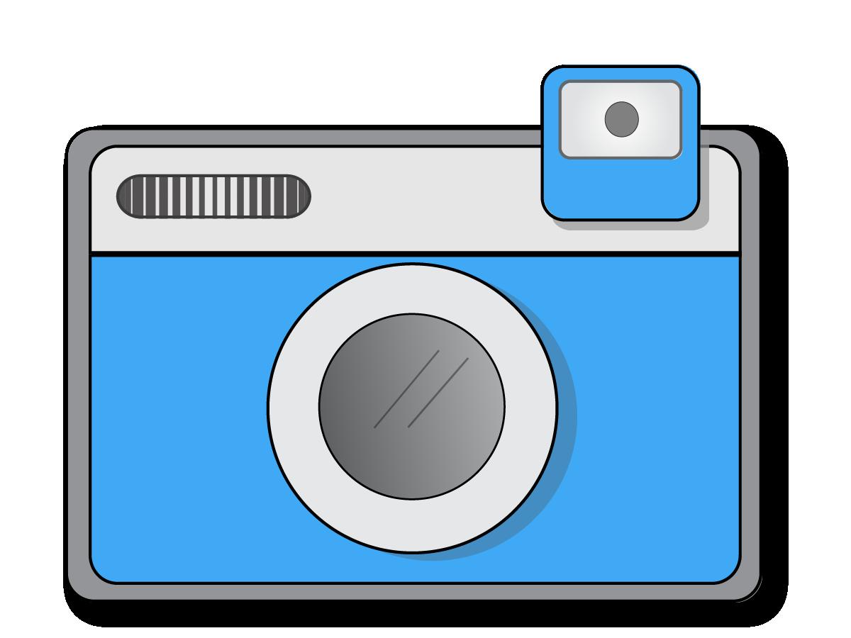 Vector Cameras Clipart.