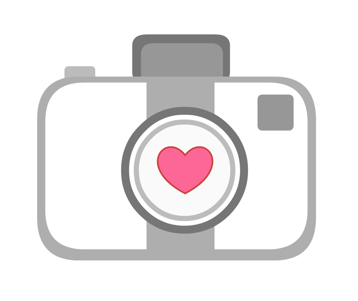 image of camera clipart #14