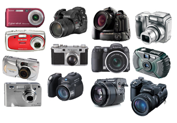 Digital cameras png icons by amirajuli on DeviantArt.