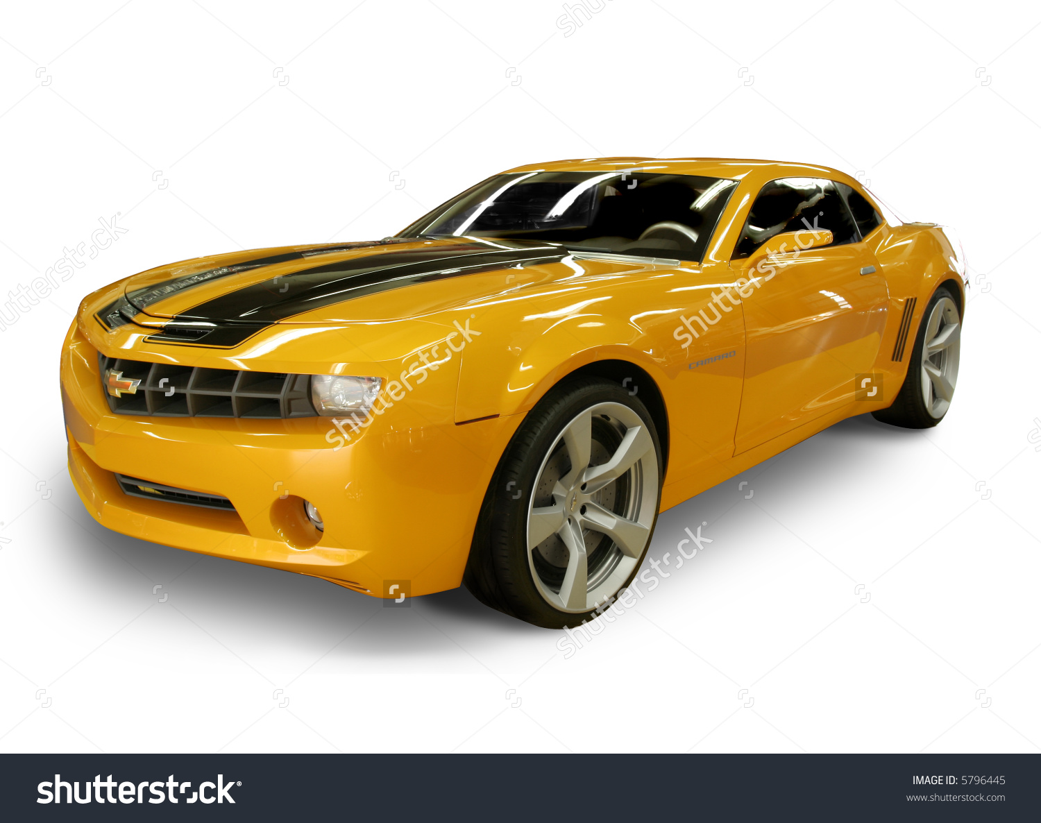 Transformers bumblebee car clipart.