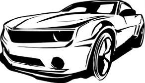 Free Camaro Clipart.