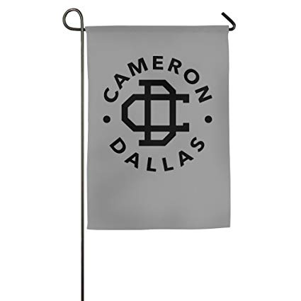 Amazon.com : DEJML Fashion Cameron Dallas Logo House Home.