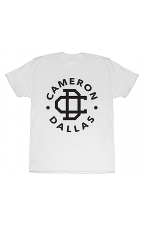 CAMERON DALLAS CAMERON DALLAS LOGO T.