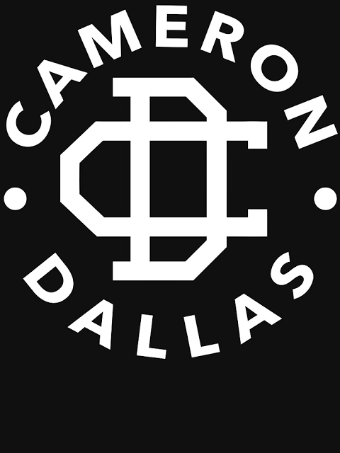 Cameron Dallas logo! I have got a Perfect shirt from.