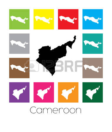 Cameroon Stock Vector Illustration And Royalty Free Cameroon Clipart.