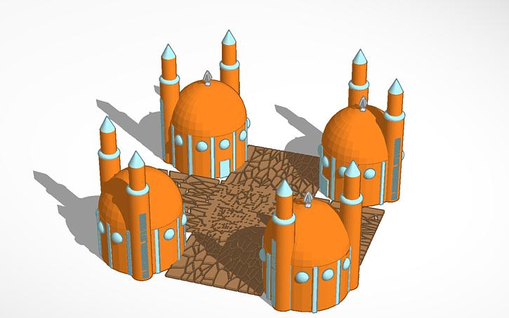3D design Cami.