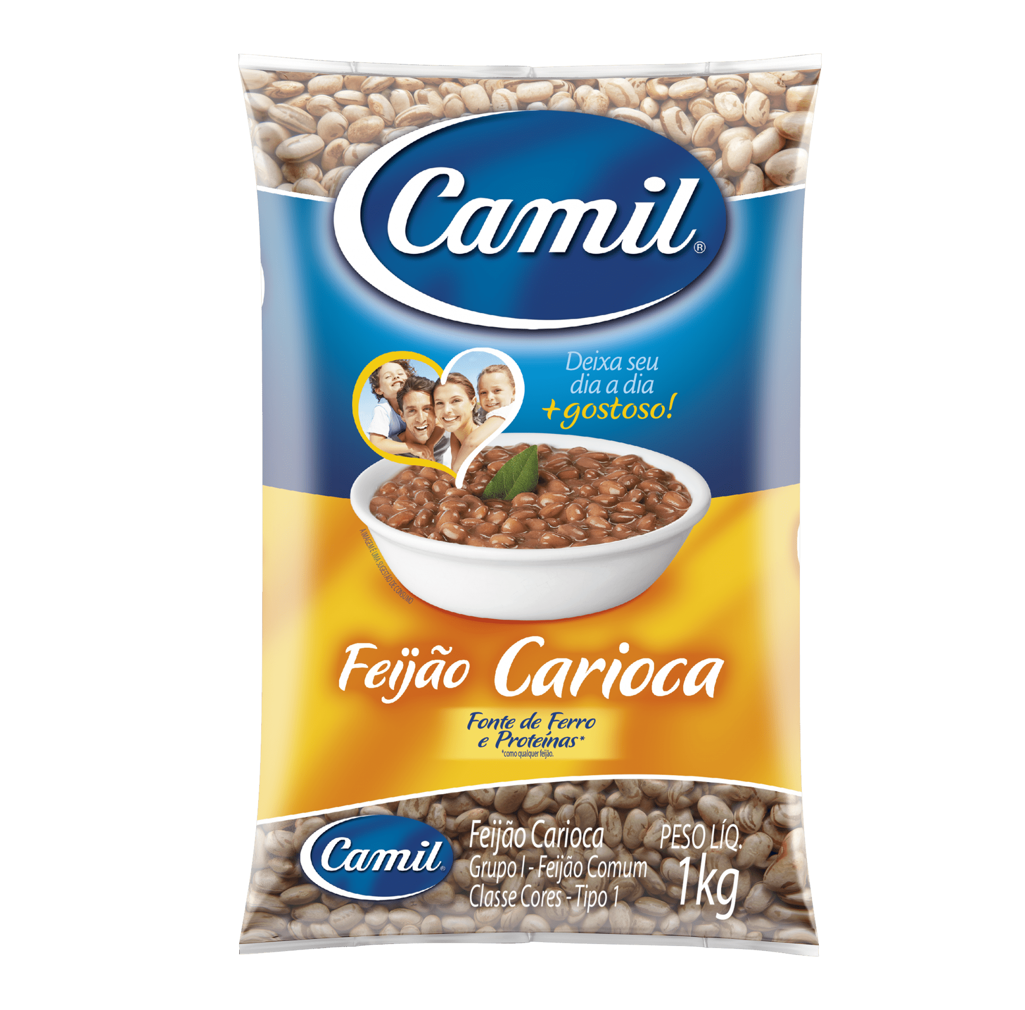 Camil Pinto Beans (10 x 1kg).