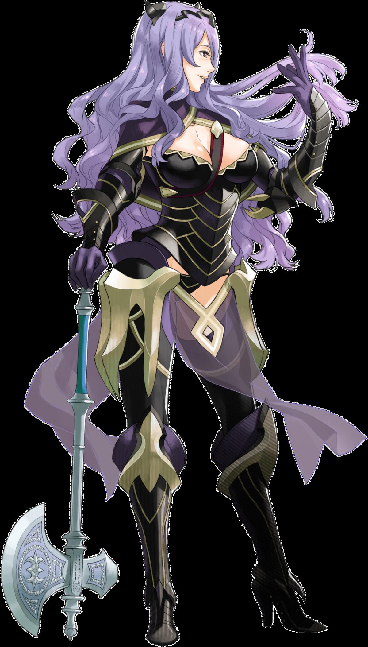 Camilla.