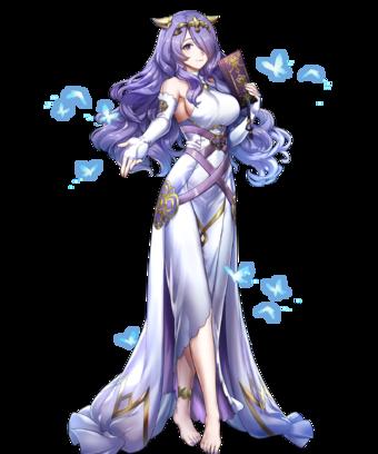 Camilla: Flower of Fantasy.